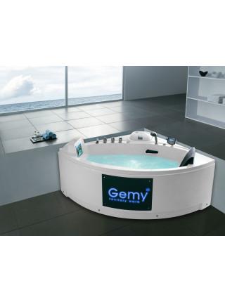 Акриловая ванна Gemy G9067 O 150х150