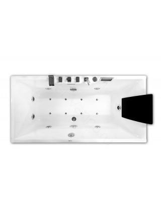 Акриловая ванна Gemy G9075 K L 161х81
