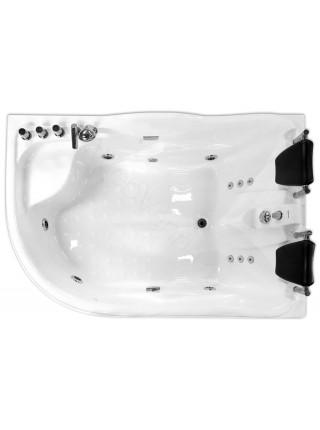 Акриловая ванна Gemy G9083 B R 180х122