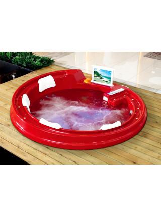 Акриловая ванна Gemy G9090 K 190х190