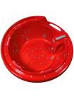 Акриловая ванна Gemy G9090 O Red 190х190