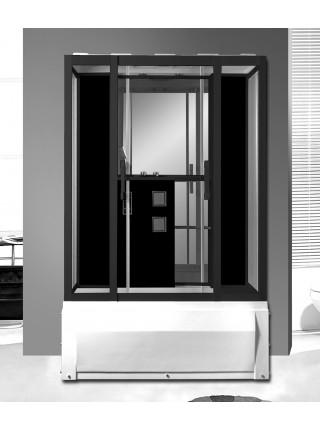 Душевой бокс Grossman GR-245 150x85 прозрачные стекла