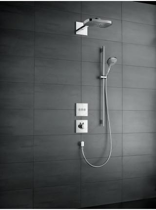 Душевой гарнитур Hansgrohe Raindance Select E 120 / Unica'S Puro 0,90 м, 26621400
