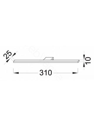 Подсветка Jacob Delafon Struktura EB1224-NF