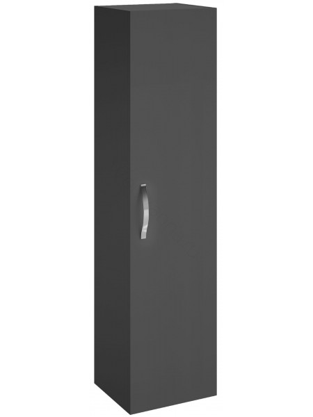 Пенал Jacob Delafon Ola EB396-N14, 35 см, серый антрацит