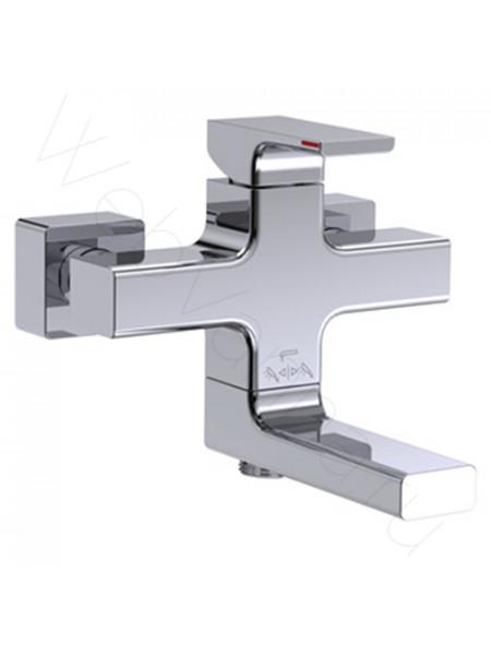 Смеситель для ванны и душа Jacob Delafon Strayt E45370-CP