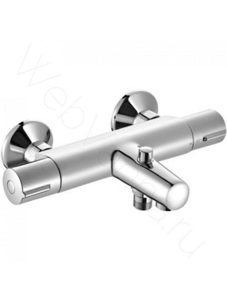 Смеситель для ванны и душа термостат Jacob Delafon July E45714-CP