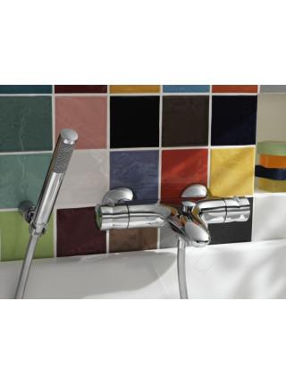 Смеситель для ванны и душа термостат Jacob Delafon Stomb E71071-CP