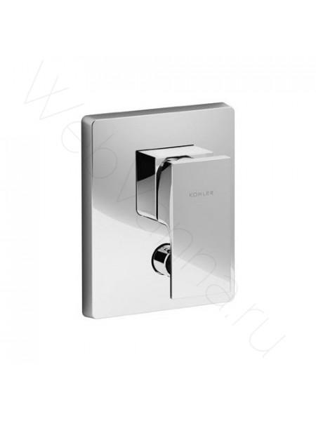 Смеситель для ванны и душа Jacob Delafon Strayt E98633-CP