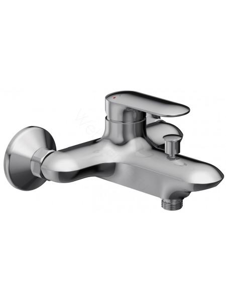Смеситель для ванны и душа Jacob Delafon Kumin E99460-CP