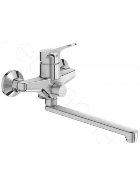 Смеситель для ванны Jacob Delafon Brive E78117-CP, с длинным изливом