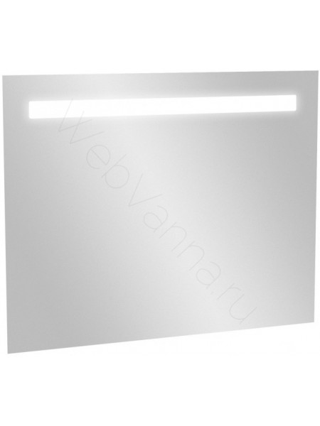 Зеркало Jacob Delafon Parallel EB1413-NF, 80 см, с подсветкой, анти-пар
