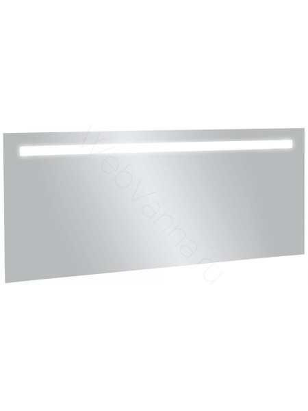 Зеркало Jacob Delafon Parallel EB1422-NF, 160 см, с подсветкой, анти-пар
