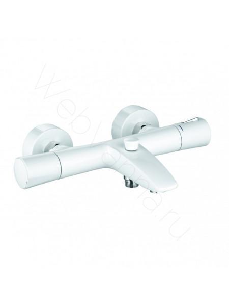 Смеситель для ванны Kludi Zenta 351019138 термостат