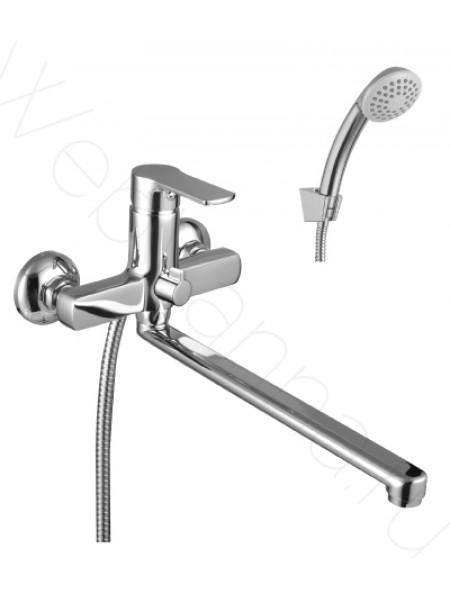 Смеситель для ванны Lemark plus Grace LM1551C