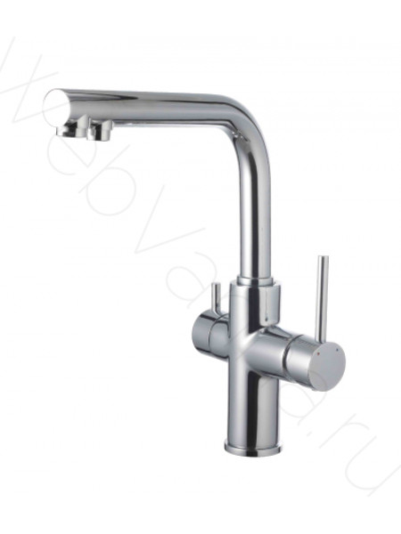 Смеситель для кухни с фильтром для воды Lemark Comfort LM3060C