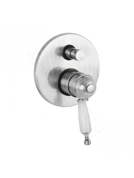 Смеситель для ванны Migliore Oxford ML.OXF-6378 CR встраиваемый термостат