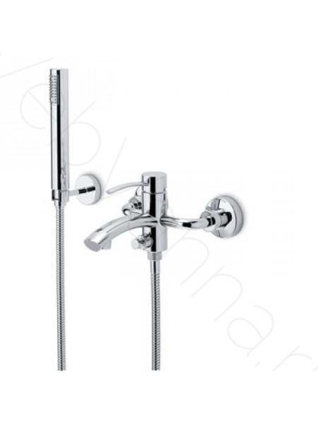 Смеситель для ванны Newform EL-X 60640.C.21.018