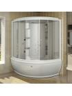 Душевой бокс Radomir Калифорния-2 155x155 прозрачные стекла