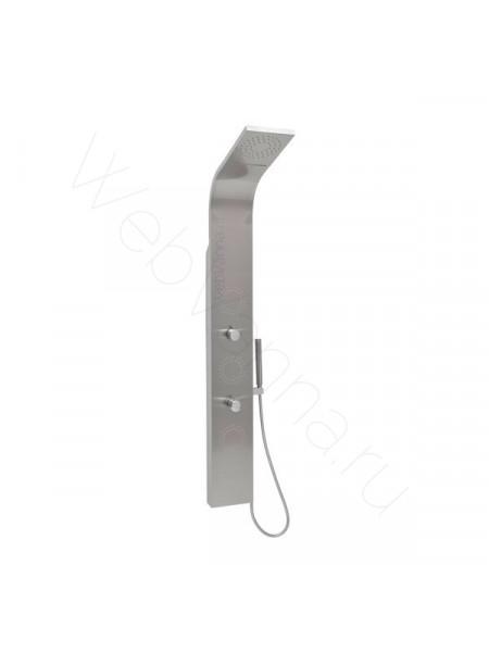 Душевая панель Ravak Totem Jet Inox, X01453, нержавеющая сталь, термостат