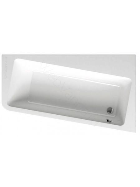 Акриловая ванна Ravak 10° 160х95, C841000000, правая