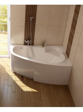 Акриловая ванна Ravak Asymmetric 160x105, C471000000, правая
