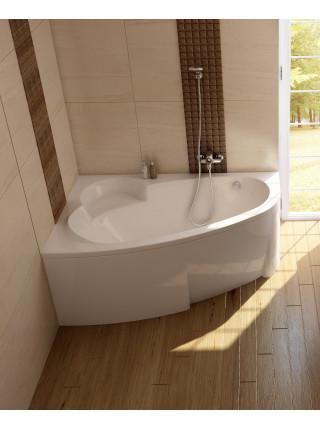 Акриловая ванна Ravak Asymmetric 150X100, C441000000, левая