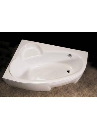Акриловая ванна Ravak Asymmetric 160x105, C461000000, левая