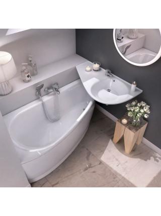 Акриловая ванна Ravak Avocado 160x75, CQ01000000, левая