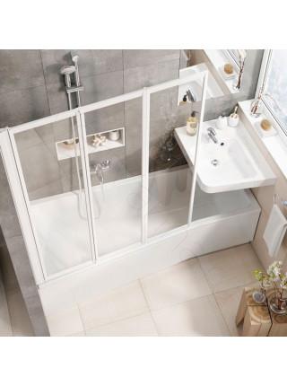 Акриловая ванна Ravak Be Happy II 170х75, C951000000, правая