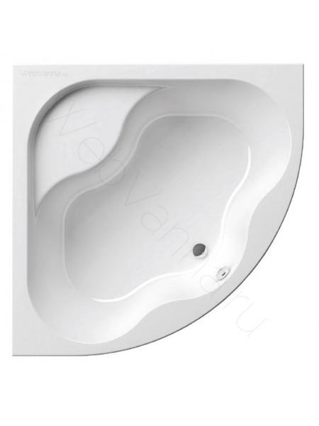 Акриловая ванна Ravak Gentiana 140x140, CF01000000
