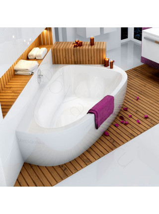 Акриловая ванна Ravak Love Story II 196x139, C761000000, правая