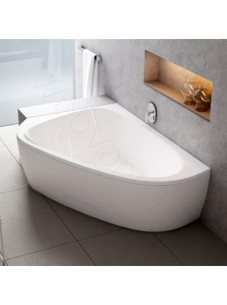 Акриловая ванна Ravak Love Story II 196x139, C751000000, левая