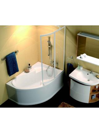Акриловая ванна Ravak Rosa 140x105, CV01000000, правая