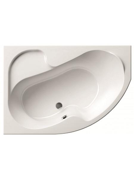 Акриловая ванна Ravak Rosa 140x105, CI01000000, левая