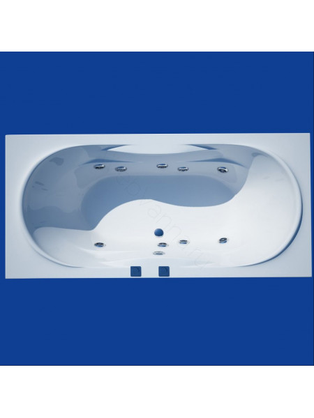 Акриловая ванна Termolux Demetra 190х90 Г/М