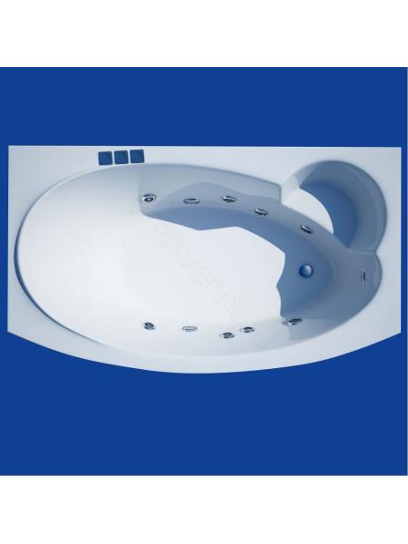 Акриловая ванна Termolux Infinity 190х110 Г/М