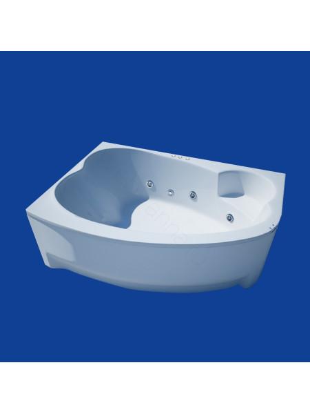 Акриловая ванна Termolux Infinity Love 190х138 L/R Г/М