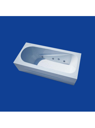 Акриловая ванна Termolux Leda 150х75 Г/М