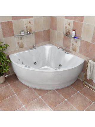 Гидромассажная ванна Тритон Лилия 150х150