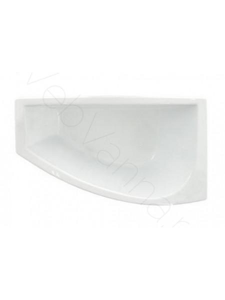 Акриловая ванна Тритон Бэлла 140х76 левая