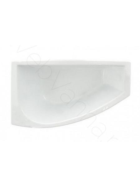 Акриловая ванна Тритон Бэлла 140х76 правая
