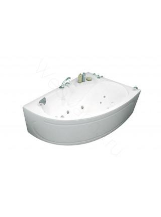 Гидромассажная ванна Тритон Изабель 170х100 левая