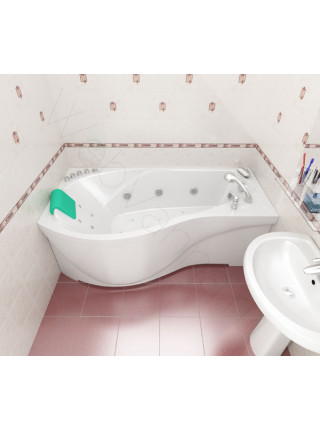 Гидромассажная ванна Тритон Мишель 170х96 правая