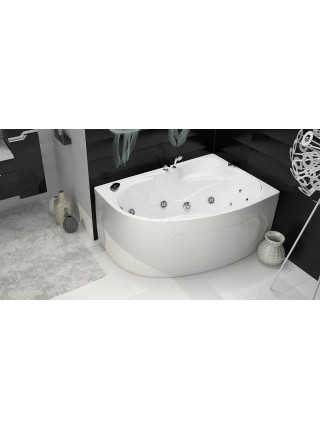 Гидромассажная ванна Тритон Николь 160х100 левая