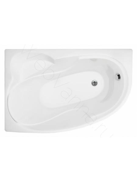Акриловая ванна Тритон Николь 160х100 правая
