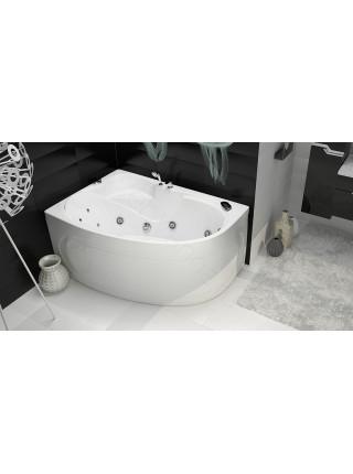 Гидромассажная ванна Тритон Николь 160х100 правая