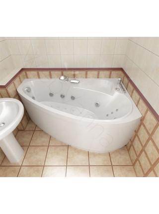 Гидромассажная ванна Тритон Пеарл-Шелл 160х104 левая