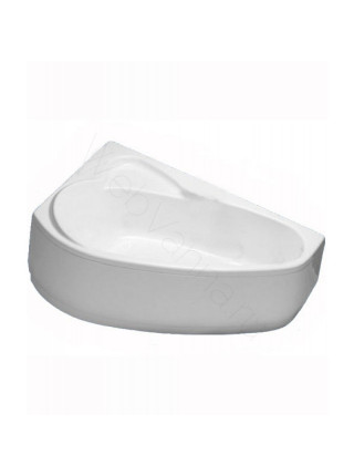 Акриловая ванна Тритон Пеарл-Шелл 160х104 правая
