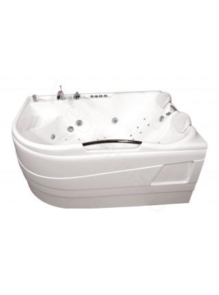 Гидромассажная ванна Тритон Респект 180х130 левая
